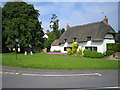 SP7311 : Cuddington: The Green by Nigel Cox