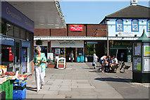 SS6092 : Swansea: Killay shops by Martin Bodman