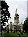 TA3122 : St. Patrick's Church, Patrington by Paul Glazzard