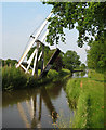 SJ5847 : Wrenbury Frith Bridge, from the west by Espresso Addict