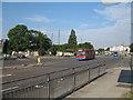 TQ2489 : Henlys Corner by Martin Addison