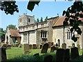 SP7230 : Padbury Church by Rob Farrow