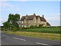 TL2545 : Manor Farm House, Eyeworth, Beds by Rodney Burton