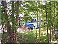 SU9286 : Abandoned Mercedes Van by Balraj Gill