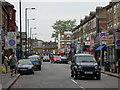 TQ3389 : West Green Road N15 by Danny P Robinson