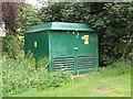 SP9704 : Electricity sub-station near Chesham by David Hawgood