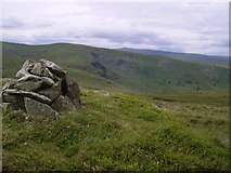 NY5110 : Cairn, High Wether How by Michael Graham