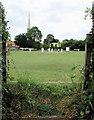 TA3122 : Village cricket, Patrington by Paul Glazzard
