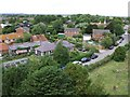SP8712 : Aston Clinton from the church tower by Rob Farrow