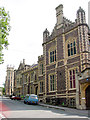 ST5873 : Geography Department, University of Bristol by Linda Bailey