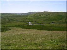 NY5206 : Crookdale from Little Yarlside by Michael Graham