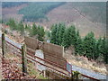 SN7377 : Vale Of Rheidol Railway foot crossing by John Lucas