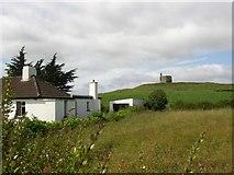 S5245 : Tower on a hill near Stoneyford, Co. Kilkenny by Humphrey Bolton
