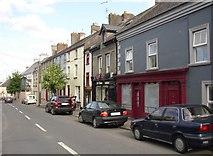 S2034 : Street scene, Fethard, Co. Tipperary by Humphrey Bolton