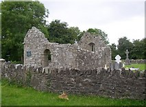 S5137 : Sheepstown ruined church, Knocktopher, Co. Kilkenny by Humphrey Bolton