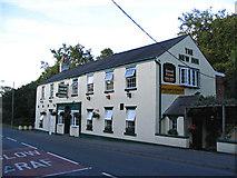 SJ2760 : The New Inn, Pontblyddyn by Peter Craine
