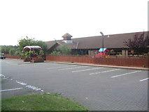 SP8433 : Milton Keynes Preparatory School by Mr Biz