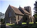 SP8128 : Mursley Church by Mr Biz