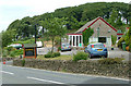 SJ9567 : Fourways Motel by Neil Lewin