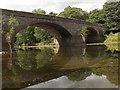 NY5046 : Armathwaite Bridge by Andrew Smith