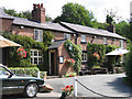 SJ5267 : Boot Inn, Boothsdale Nr Kelsall by Alan Godfree