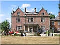 SJ5366 : Willington Hall hotel by Alan Godfree