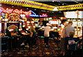 TA3427 : Teddy's Amusements, Withernsea by Paul Glazzard
