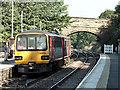 SE4611 : Moorthorpe Station looking North by John Rinder