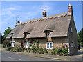 TF1205 : Woodgate Cottage, Helpston, Peterborough by Rodney Burton