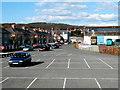 SN5881 : Original Vale of Rheidol Railway Terminus, Aberystwyth by John Lucas