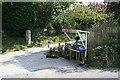 SX1158 : Roadside Stall by Tony Atkin