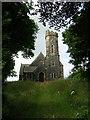 NX2382 : Church in Barrhill by Iain Thompson