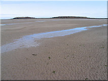 SJ1886 : Dee Estuary by Peter Craine