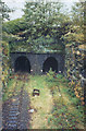 SE0923 : Bankhouse tunnels before reopening by Stephen Craven