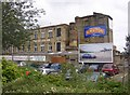 SE1422 : Phoenix Mills, Brighouse by Humphrey Bolton