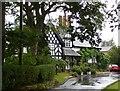 SJ4656 : Aldersey Manor by Mike Harris