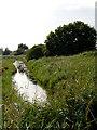 TG4522 : Drain near Horsey Drainage Mill by Linda Bailey