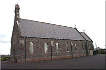M2597 : Straide, Co. Mayo, the Roman Catholic Church by Bill Henderson