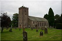 St Oswald's Church, Ravenstonedale by Alexander P Kapp