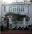 TQ3602 : Aubrey House, Rottingdean by David Eldridge