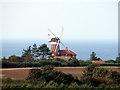 TG1143 : Weybourne Windmill by John Lucas