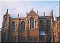 SP5107 : Keble College Chapel by Stephen Craven