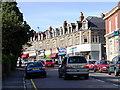 ST5776 : Shops in Henleaze by Linda Bailey