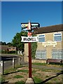 TG5003 : Bradwell Village Sign by Bob Crook