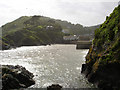 SX2150 : Polperro by George Littleboy