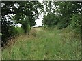 SE7926 : A Public Bridleway by Roger Gilbertson