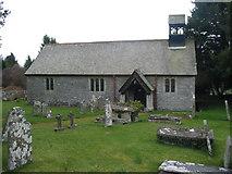 SO0030 : St Cynog's Church, Battle by Simon Atkin