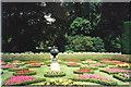 SX0863 : Gardens at Lanhydrock by Carol Walker