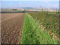 SE9557 : Tibthorpe Wold Path by Stephen Horncastle