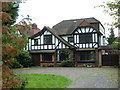 TQ1891 : An Elizabethan style house in Canons Drive, Edgware by Jonathan FeBland